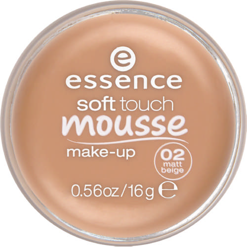 Matt Mousse Make Up Matte Beige 02