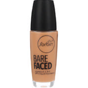 Bare Faced SPF6 Liquid Foundation Butter Scotch 30ml