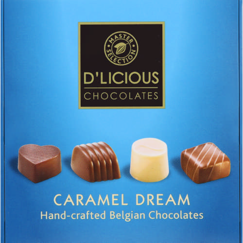 Belgian Caramel Dream 45g