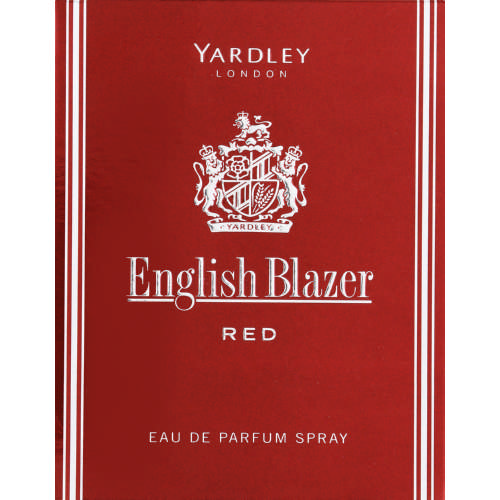 English Blazer Red Eau De Parfum 100ml