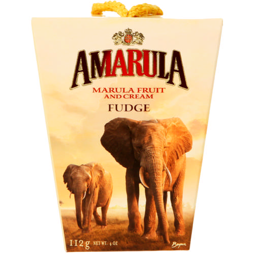 Marula Fruit and Cream Fudge 112g