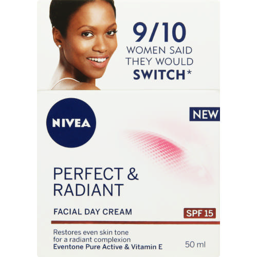 Perfect & Radiant SPF15 Facial Day Cream 50ml