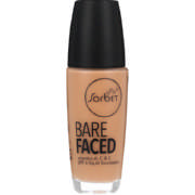 Bare Faced SPF6 Liquid Foundation Caramel 30ml