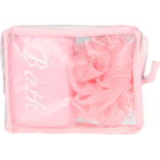 Bath Travel Set Light Pink