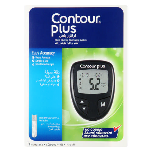 Plus Blood Glucose Monitoring System