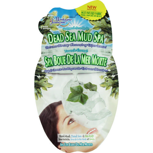 Dead Sea Mud Spa Cleansing Masque