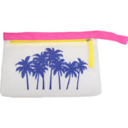 Palm Trees PVC Bikini Bag