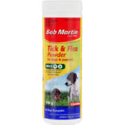 Tick & Flea Powder For Dogs & Puppies 100g