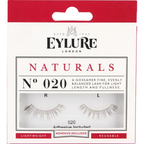 fa562fbcd8e Eylure Naturals Lashes No 020 - Clicks
