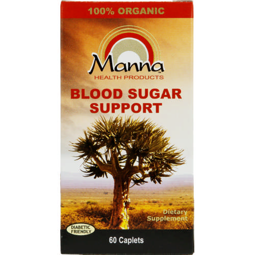 Blood Sugar Support 60 Capsules