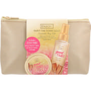 Good Times Paint the Town Gold Cosmetic Bag