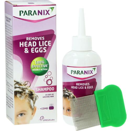 paranix lice shampoo 200ml