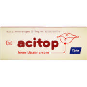 Fever Blister Cream 2g