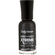 Hard As Nails Xtreme Wear Nail Colour Black Out