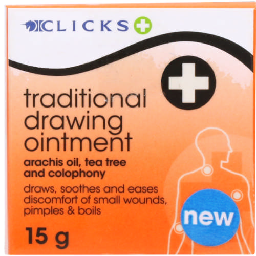 Traditional Drawing Ointment 15g