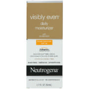 Visibly Even Daily Moisturizer with Sunscreen 50ml