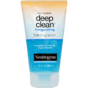 Deep Clean Invigorating Foaming Scrub 120ml