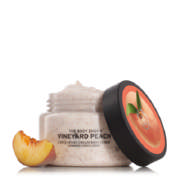 Vineyard Peach Exfoliating Body Scrub 250ml