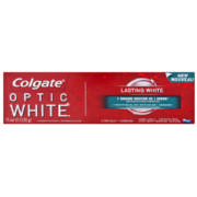 Optic White Lasting White Toothpaste 75ml