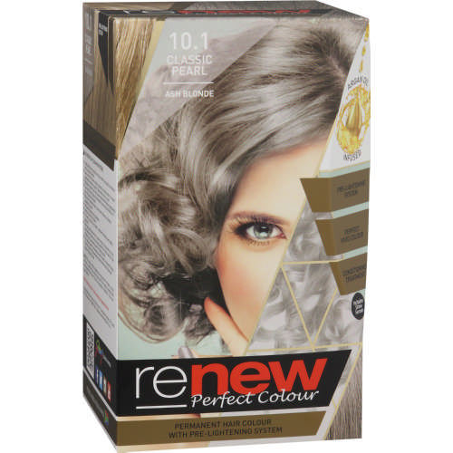 Renew Perfect Colour Permanent Hair Colour Kit Classic
