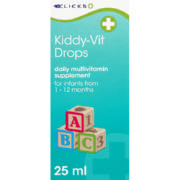 Kiddies Vitamin Drops 25ml