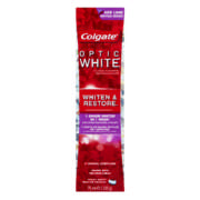 Optic White Whiten & Restore Toothpaste 75ml