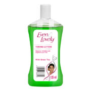 Face Toning Lotion With Green Tea 125ml