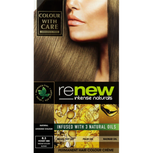 Renew Intense Natural Permanent Hair Colour Honey Bee Clicks