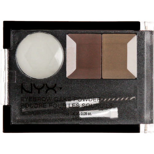 Eyebrow Cake Powder Auburn Red