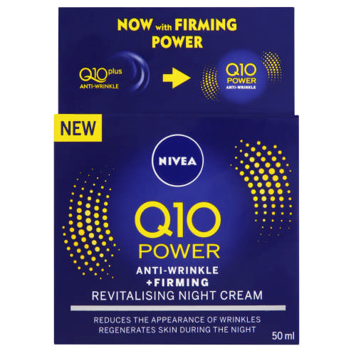 Q10 Night Cream 50ml