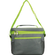 Square Lunch Bag Grey