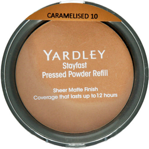 Stayfast Pressed Powder Refill Caramelised 10 15g