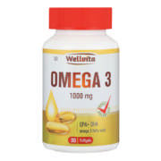 Omega 3 1000mg Fatty Acid Softgels 30 Softgels