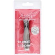 Straight Edge Toenail Clipper Stainless Steel