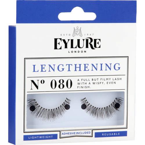 176b42a2565 Eylure Flase Lashes Lengthening No 080 - Clicks