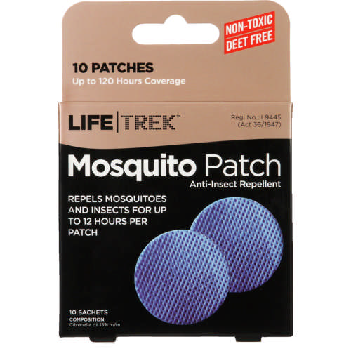 Mosquito Patch 10s