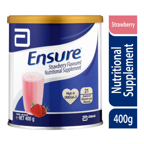 Nutrition Shake Strawberry 400g