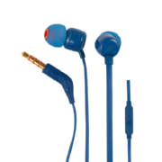 Earphones T110 Blue