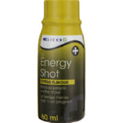 Energy Shot Yellow 60ml
