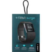 Surge Black Large Wireless Tracker