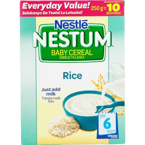 Nestum Baby Cereal Rice 250g