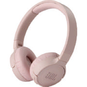 T600 Bluetooth Noise Cancelling On Ear Headphone Pink