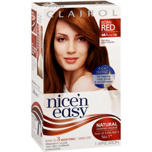 clairol nice 39 n easy permanent hair colour natural light. Black Bedroom Furniture Sets. Home Design Ideas