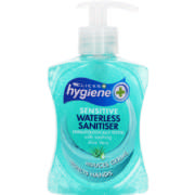 Hygiene Waterless Sanitiser Sensitive 250ml