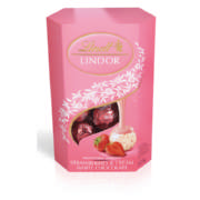 Lindor Cornet Strawberry & Cream 125g