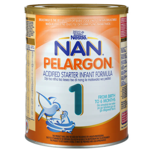 Nestle Nan Acidified Starter Infant Formula 0 6 Months