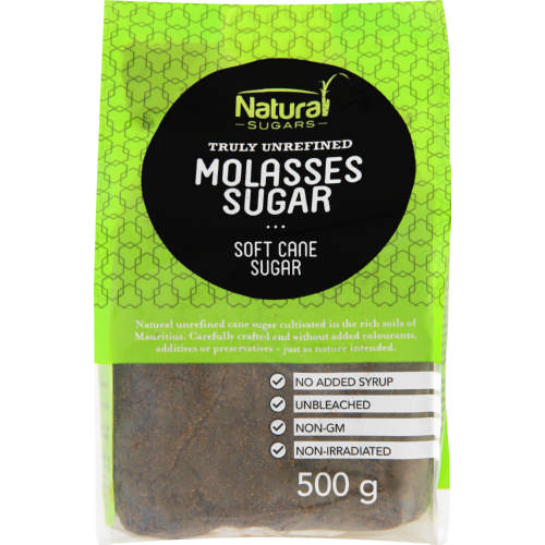Natura Organic Molasses Sugar