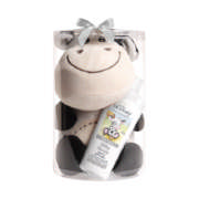 Farm Fresh Cuddle Me Calf Gift Set