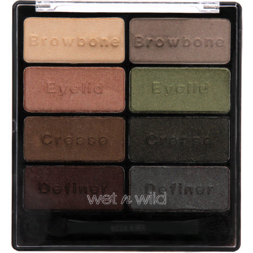 Color Icon Eyeshadow Collection Comfort Zone