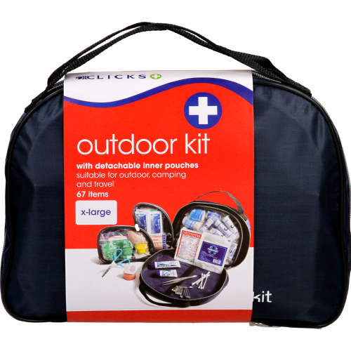 Clicks First Aid Kit Large - Clicks